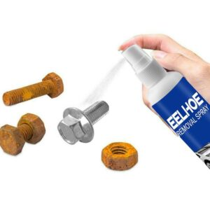 100ML Rusts Inhibitor Auto Accessries Window Rusts Remover Derusting Spray Car Maintenance Cleaning Metal Chrome Paint Car accessories