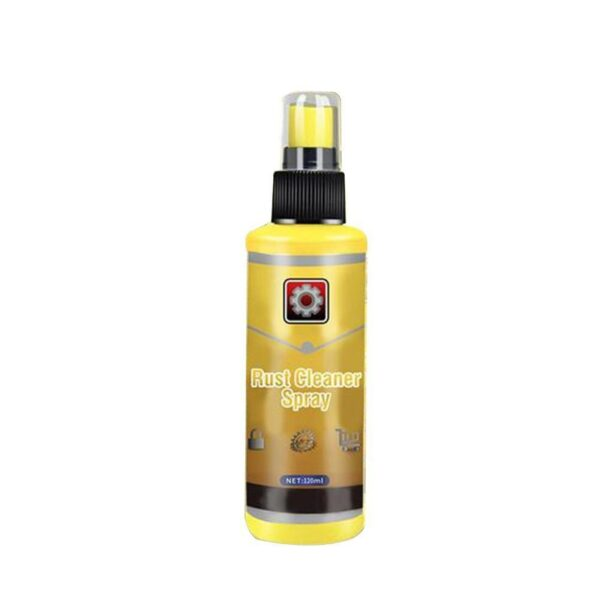 120ml Rust Cleaner Spray Car Maintenance Cleaning Rust Lubricant Car Spray Agent Anti-rust Tool Cleaner M2D4 Rust Cleaning M3N5 Car accessories
