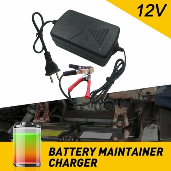 12V Battery Charger For Car Truck Motorcycle Maintainer car charger Amp Trickle Volt R2M1 Car accessories