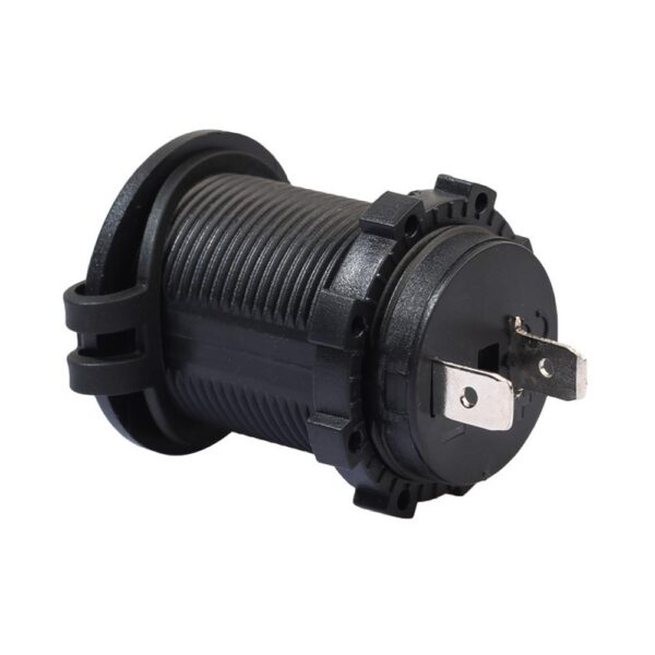 12V Waterproof Car Cigarette Lighter Socket Auto Boat Motorcycle Tractor Power Outlet Socket Receptacle Car Accessories Dropship Car accessories
