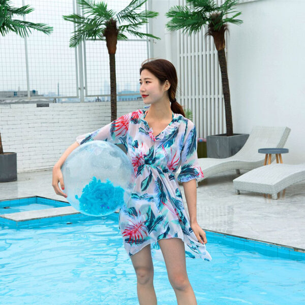 2020 NEW 24inch Inflatable Giant Beach Ball With Feathers Pink Bright 28cm Pool Beach Toy Summer Water Beach Party Toys Swimming