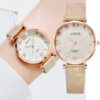 2020 NEW Watch Women Fashion Casual Leather Belt Watches Simple Ladies' Small Dial Quartz Clock Dress Wristwatches Reloj mujer Fashion Life & Accessories Iwatch & Accessories