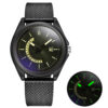 2021 New Fashion Mens Watches with Stainless Steel Top Brand Luxury Sports Quartz Watch Men Relogio Masculino Fashion Life & Accessories Iwatch & Accessories