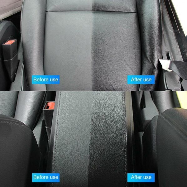 30/50ml Car Care Cleaner Polish Wax Interior Leather Seat Panel Dashboard Glass Plastic Maintenance Clean Detergent Refurbisher Car accessories