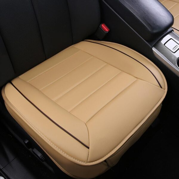 3D Universal Car Seat Cover PU Leather Breathable Pad Mat for Auto Chair Cushion Car Accessories Seat Cover Pad Mat Dropshipping Car accessories