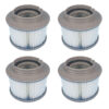 4 x Swimming Pool Filter Cartridge Replacement for MSPA FD2089 Swimming