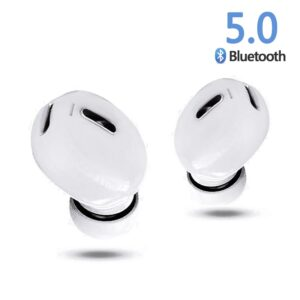 5.0 Mini Wireless Bluetooth Earphone Sport Gaming Headset with Mic Handsfree Headphone Stereo Earbuds For Samsung Xiaomi Iphone Earbuds