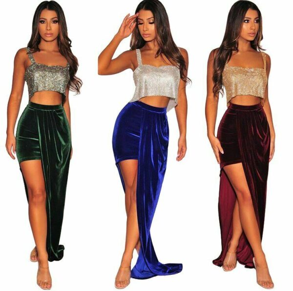 Adjustable Tees Club Women Party Tank Tops Metal Mesh Strap Sheath Draped Spark Diamonds Neck Halter Backless Sexy Pullover 2019 Kitchen