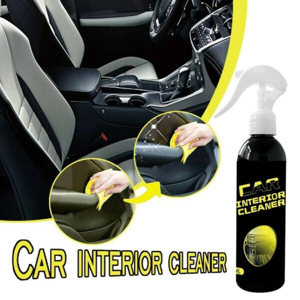 Best Selling 2019 Products NEW Multi-functional Car Interior Foam Cleaning Agent Universal Auto Car Cleaning Agent 100ml Car accessories