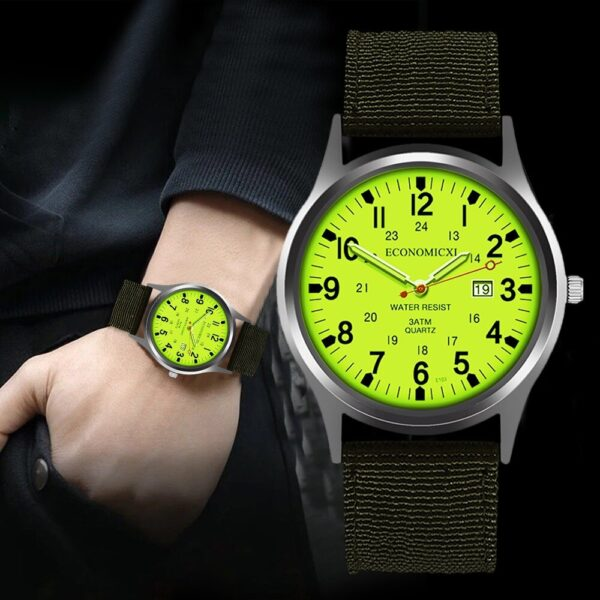 Brand Watches Mens Fashion Date Hours Relogio Masculino Barato Erkek Saat Montre Homme Luxury Reloj Hombre Military Clock Fashion Life & Accessories Iwatch & Accessories