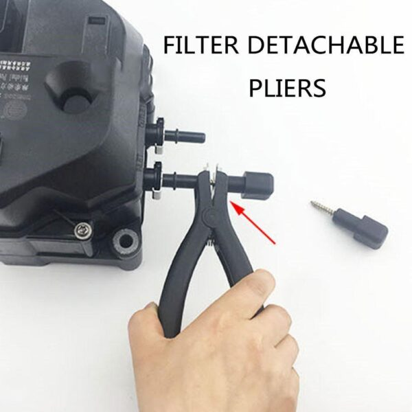 Car SUV Fuel Injector Pliers Wrench Micro Filter Remover Tool Kit For Gas Petrol Car accessories