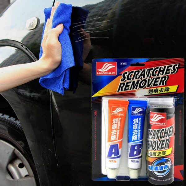 Car Scratch Paint Care Body Compound Polishing Scratching Paste Repair Tool Car accessories