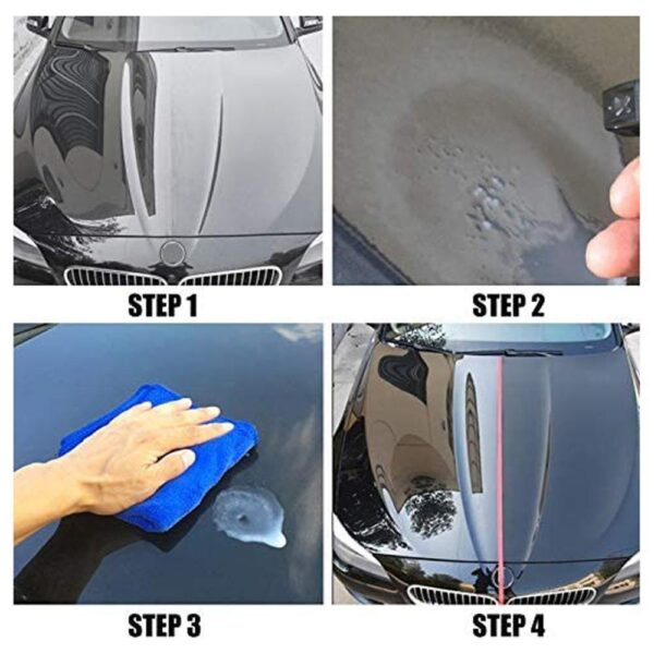 Car Scratch Repair Nano Spray 30/50/120ml Anti Scratch Spray Crystal Coating Auto Lacquer Paint Care Polished Glass Coating Car accessories