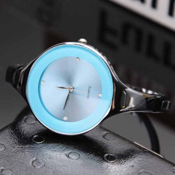 Casual Stainless Steel Bracelet Bangle Watches For Women Fashion Quartz Woman Watch Ladies Watch Reloj Mujer Female Girls Watch Fashion Life & Accessories Iwatch & Accessories