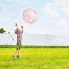 Children Outdoor Soft Squishies Air Water Filled Bubble Ball Blow Up Balloon Toy Fun Party Game Gift For Kids Inflatable Gift Swimming