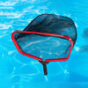 Cleaning Tools Head Cleaning Net Swimming Pool Suction Vacuum Head Brush Cleaner Floating Objects Kit Portable Skimmer Mesh Swimming