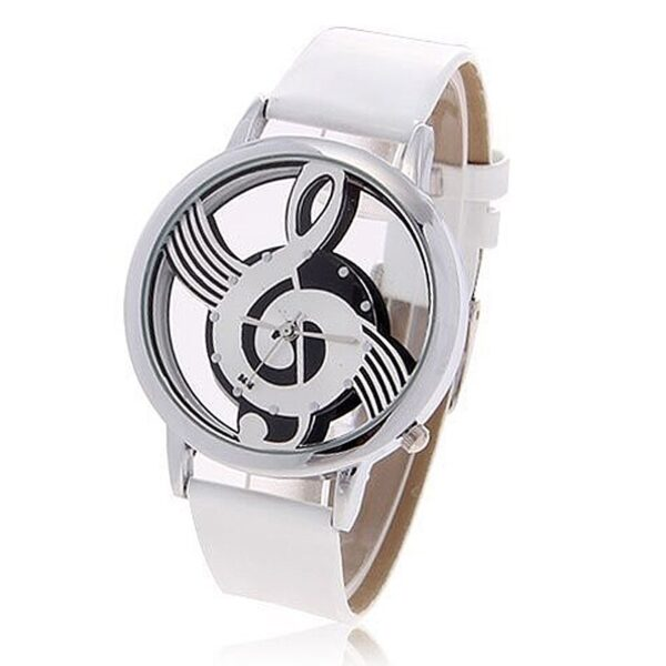 Creative Fashion Women Watch Stainless Steel Hollow Silver Women's Watches Casual Ladies Skeleton Watch Clock Montre Femme #2TWF Fashion Life & Accessories Iwatch & Accessories