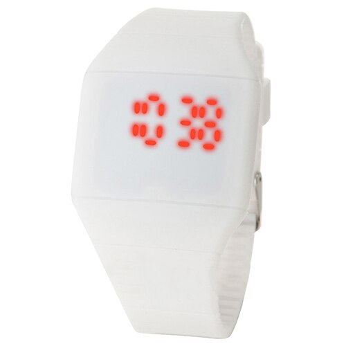 Fashion Men Lady Touch Digital LED Silicone Sport Wristwatch Ultra-thin Watch For women bracelet kids wrist Gift Hot Sale Fashion Life & Accessories Iwatch & Accessories