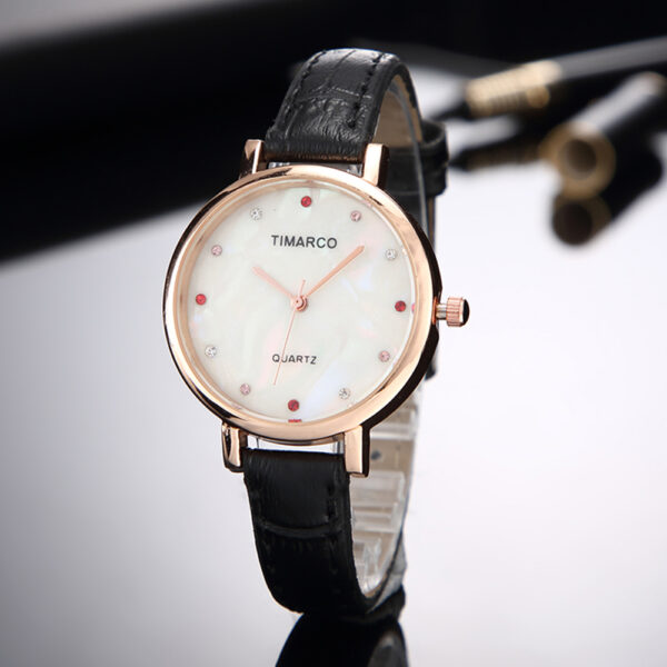 Fashion Small Rose Gold Watches Women Top Brand Luxury Crystal Watch Ladies Casual Rhinestone Clock Female Dress Wristwatch Saat Fashion Life & Accessories Iwatch & Accessories
