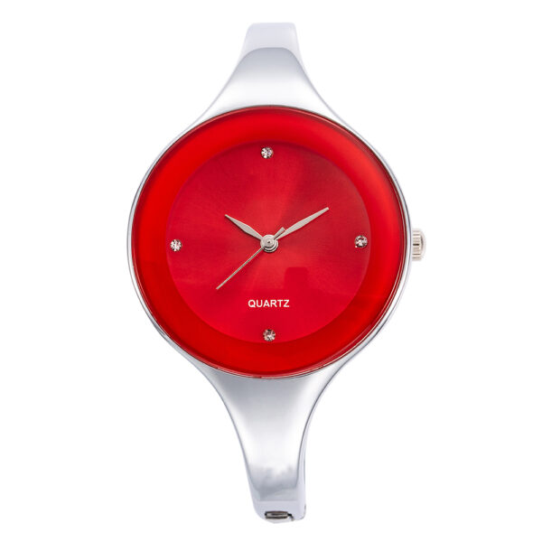 Fashion Women Bangle Bracelet Watches Simple Casual Stainless Steel Woman Watch 2019 Women Girls Clock Reloj Mujer Montre Femme Fashion Life & Accessories Iwatch & Accessories