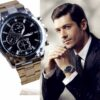 Gemixi 2021 Exquisite Processing Business About Men Simple Stainless Steel Band Machinery Sport Quartz Watch Relogio Masculino Fashion Life & Accessories Iwatch & Accessories