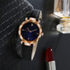 Hot Selling Starry Sky Fashion Women Watches Montre Femme Casual Woman Watch Ladies Watch Reloj Mujer Luxury Quartz Womens Clock Fashion Life & Accessories Iwatch & Accessories