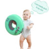 Inflatable Circle Swimming Neck Ring infant Swimming Baby Ring Bathing Float buoy Swim Circle Tube neck Safety Neck Accessory Swimming