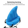 Kid'S Toy Learning To Swim Artifact Shark Fins Copycat Inflatable Children Swimming Pool Life Buoy Floats Swimming Rings Swimming