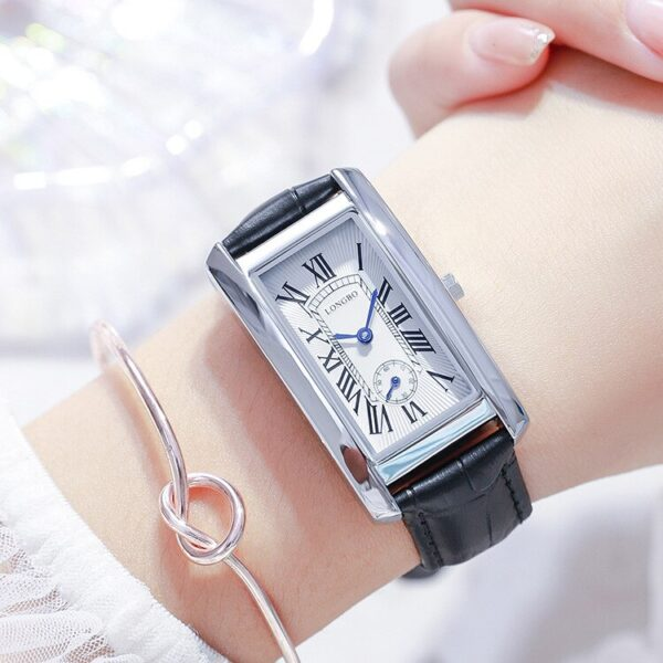 LONGBO 2020 Watch Rose Gold Classical Design Ladies Watch Women Watches Lady Dress Watch for Stainless Steel Bracelet Wristwatch Fashion Life & Accessories Iwatch & Accessories