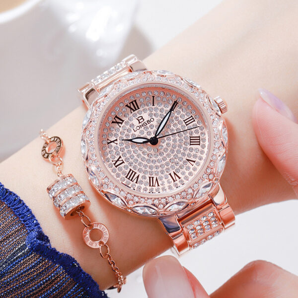 LONGBO Women Wrist Watch High Quality Japan Movement Waterproof Stainless Steel Wristwatch Lady Quartz Watch Gift for Wife 2020 Fashion Life & Accessories Iwatch & Accessories