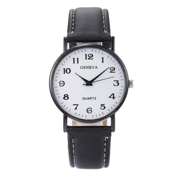 Luxury Watches Quartz Watch Stainless Steel Dial Casual Bracele Watch Minimalist Men Fashion Ultra Thin Simple Stylish Watches Fashion Life & Accessories Iwatch & Accessories