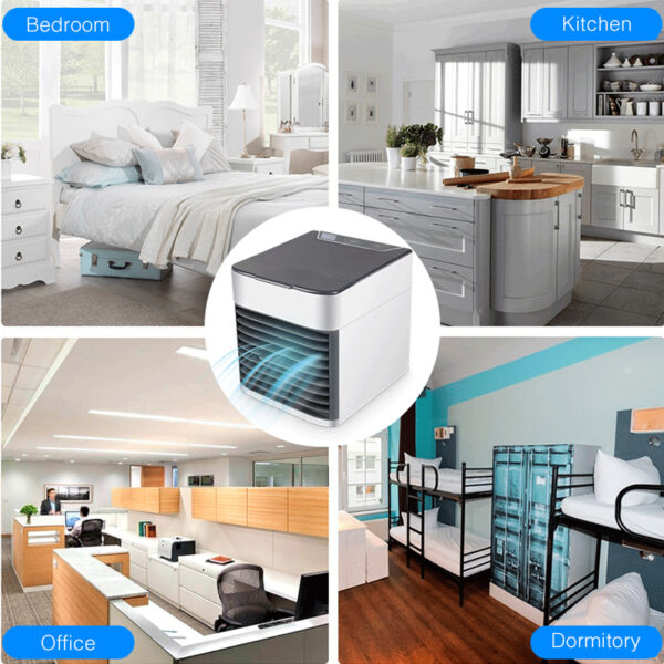 Mini air conditioning in cars conditioner Light conditioning Humidifier Purifier USB Desktop Air Cooler Fan Device Home Office Car accessories