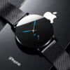 Minimalist Mens Fashion Casual Watches for Men Business Clock Male Stainless Steel Mesh Belt Simple Quartz Watch reloj hombre Fashion Life & Accessories Iwatch & Accessories