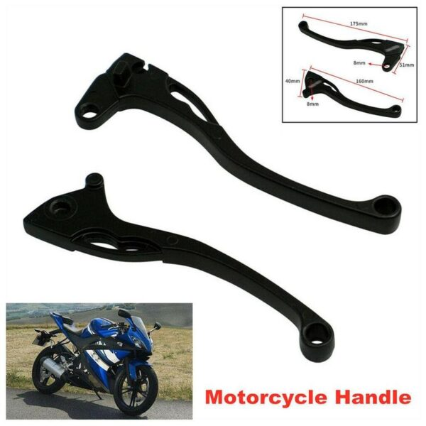 Motorcycle Accessories Modification Suitable For MIOLC135 Lever Brake Clutch Lever Handle Horn M9X9 Car accessories