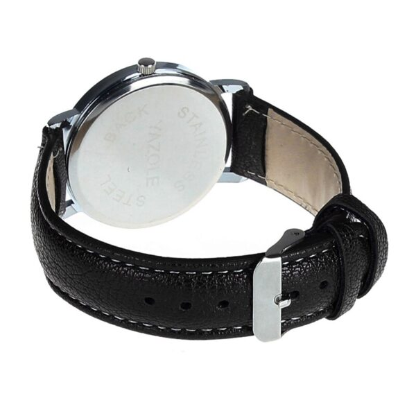 New Top Fashion Luxury Brand Watch Men Pu Leather Band Live Waterproof Quartz Watch Cheap Casual Sports Simple Wristwatch Fashion Life & Accessories Iwatch & Accessories