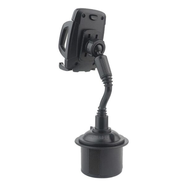 New Universal 360 Degree Adjustable Car Phone Mount Gooseneck Cup Holder Stand Cradle for Cell Phone IPhone GPS Car accessories