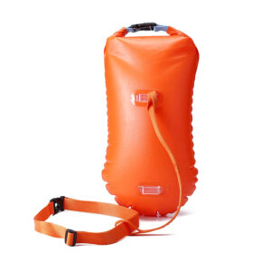 Newly Water Sports Safety Swimming Device Safety Swimming Floating Inflated Buoy Flotation For Pool Open Water Sea Swim Air Bag Swimming