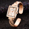 Relogio Feminino Luxury Gold Stainless Steel Ladies Watches Women Fashion Bracelet Bangle Watch Classic Casual Woman Watch Clock Fashion Life & Accessories Iwatch & Accessories