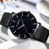 Relogio Feminino Luxury Rose Gold Starry Sky Ladies Watches Women Fashion Stainless Steel Watch Classic Casual Female Clock 2021 Fashion Life & Accessories Iwatch & Accessories
