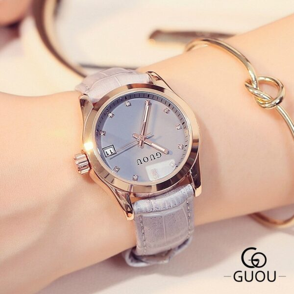 Relogio Feminino Top Brand Luxury Ladies Diamond Watches With Date Women Fashion Rose Gold Watch Casual Dress Female Clock 2019 Fashion Life & Accessories Iwatch & Accessories