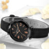 Reloj Mujer Fashion Quartz Women's Watches Luxury Black Stainelss Steel Ladies Watch With Crystal Casual Simple Woman Watch 2019 Fashion Life & Accessories Iwatch & Accessories