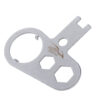 Scuba Diving BCD Power Inflator Tool K Type Valve Removal Install Repair Kit Power Inflator Tool for Water Sports Swimming