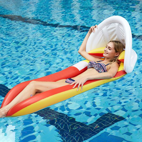 Surfboard Floating Mat Inflatable Surfboard Kids Floating Toys Swimming Ring Children'S Thickened Mat For Beach Swmming Pool Swimming