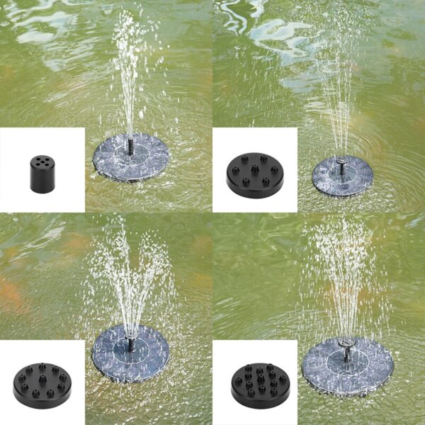 """Swimming Pool Waterfall Fountain Kit PVC Feature Water Spay Pools Swimming Pool Accessories For 1.5"""" Threaded Return Fitting Swimming"""