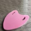 Swimming Training Aid Plate Board For Adult Kid EVA Back Float Kickboard Kickboard Swimming Gym Learner Back Float Kickboard Swimming