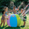 Swimming pool baby wading kiddie squirt fun pool outdoor squirt&splash water spray Water Ball for toddlers simple instant set up Swimming