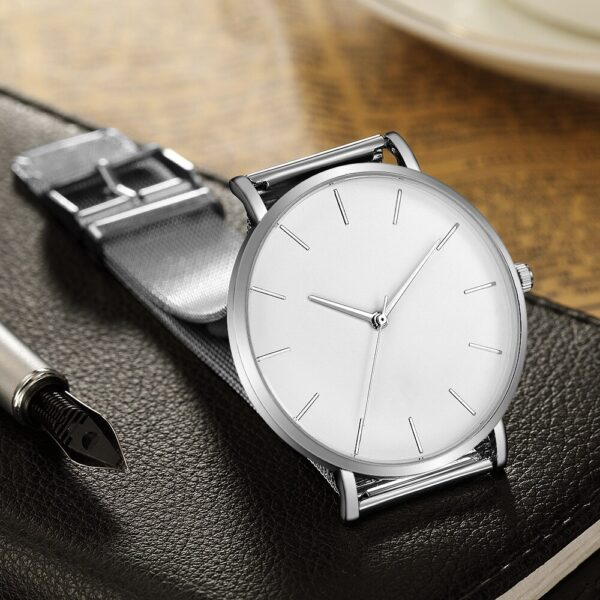 Top Brand Luxury Geneva Fashion Men Watch Date Alloy Case Synthetic Leather Analog Quartz Sport Watch Unique Personality Clock Fashion Life & Accessories Iwatch & Accessories