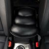 Universal PU Soft Leather Auto Center Console Box Armrest Seat Protective Pad Mat Cover Cushion Arm Rest Auto Car Accessories Car accessories