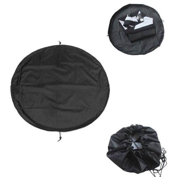 Water Sports Surfing Wetsuit Diving Suit Change Bag Mat Waterproof Nylon Carry Pack Pouch For Water Sports Swimming Accessories Swimming