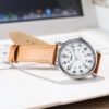 Weekender Men Quartz Watch PU Leather Strap Light Luxury Casual Business 24H Display Japan Movement Fashion Life & Accessories Iwatch & Accessories